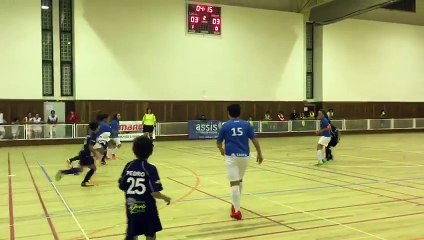 Torneio de Abertura Infantis- 3ª Jornada