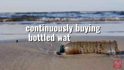 Stop using plastic bottles