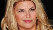 Kirstie Alley Calls Out Victims for Not Confronting Their Abusers