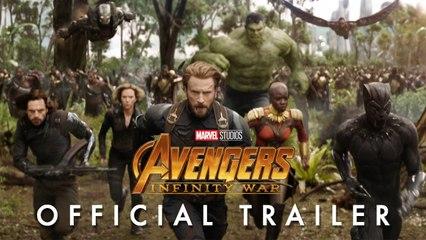 Marvel Studios' Avengers: Infinity War - Official Trailer #1 | SuperheroNews.com