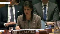 Haley Warns 'North Korean Regime Will Be Utterly Destroyed' In The Event Of War