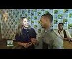 Melissa Benoist Talks 'Supergirl' Season 3  EXTENDED