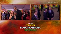 Jeff Goldblum On the Jazz of Thor - Ragnarok -- Marvel Studios' Thor - Ragnarok Red Carpet Premiere-m_2L98XgX4g