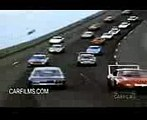 Vintage Classic NASCAR Grand National Stock Car Racing Footage from 1970