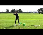 Golf Slice Fix - Drill #5 - Driver Drill