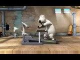 Backkom (AKA Bernard Bear) - Running Machine