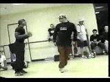 4 Dance Moves - Breakdance - Hip Hop Battle