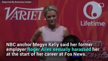 Megyn Kelly: Fox Management's Advice To 'Steer Clear' Of Handsy Roger Ailes Was 'Terrible'