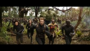 'Avengers: Infinity War' First Trailer