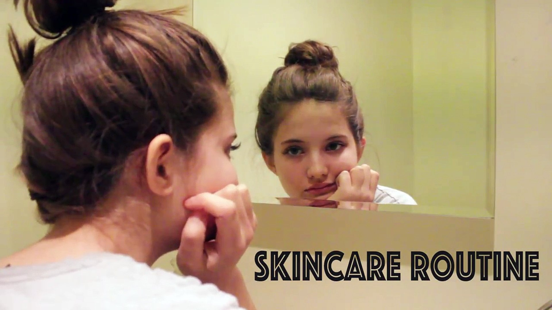 HOW TO GET BOMB SKIN _ SKINCARE ROUTINE 2018