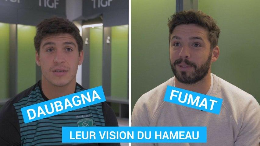 Stade du Hameau : Julien Fumat et Thibault Daubagna donnent leurs impressions