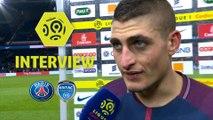 Interview de fin de match : Paris Saint-Germain - ESTAC Troyes (2-0)  - Résumé - (PARIS-ESTAC) / 2017-18