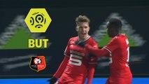 But Adrien HUNOU (51ème) / Angers SCO - Stade Rennais FC - (1-2) - (SCO-SRFC) / 2017-18