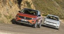 T-Roc vs Golf : SUV ou compacte, le match 100 % Volkswagen