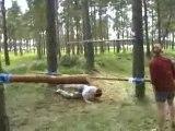 Camp Pionnier Suède 2007