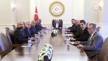 Başbakan Binali Yıldırım RTÜK Üyelerini Kabul Etti