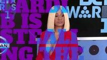 Cardi B's 'Bodak Yellow' nominated for Grammys