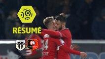 Angers SCO - Stade Rennais FC (1-2)  - Résumé - (SCO-SRFC) / 2017-18