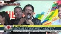 Zelaya asegura que Salvador Nasralla ganó las elecciones en Honduras