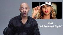 Beyoncé's Makeup Artist Explains Her Iconic Music Video Looks | Part 2: 1999-2011