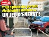 Piratage des portails electriques : un jeu d'enfant !