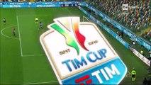 1-0 Danilo Goal Italy  Coppa Italia  Round 4 - 30.11.2017 Udinese Calcio 1-0 Perugia Calcio