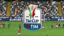 3-1 Alberto Cerri Penalty Goal Italy  Coppa Italia  Round 4 - 30.11.2017 Udinese Calcio 3-1...