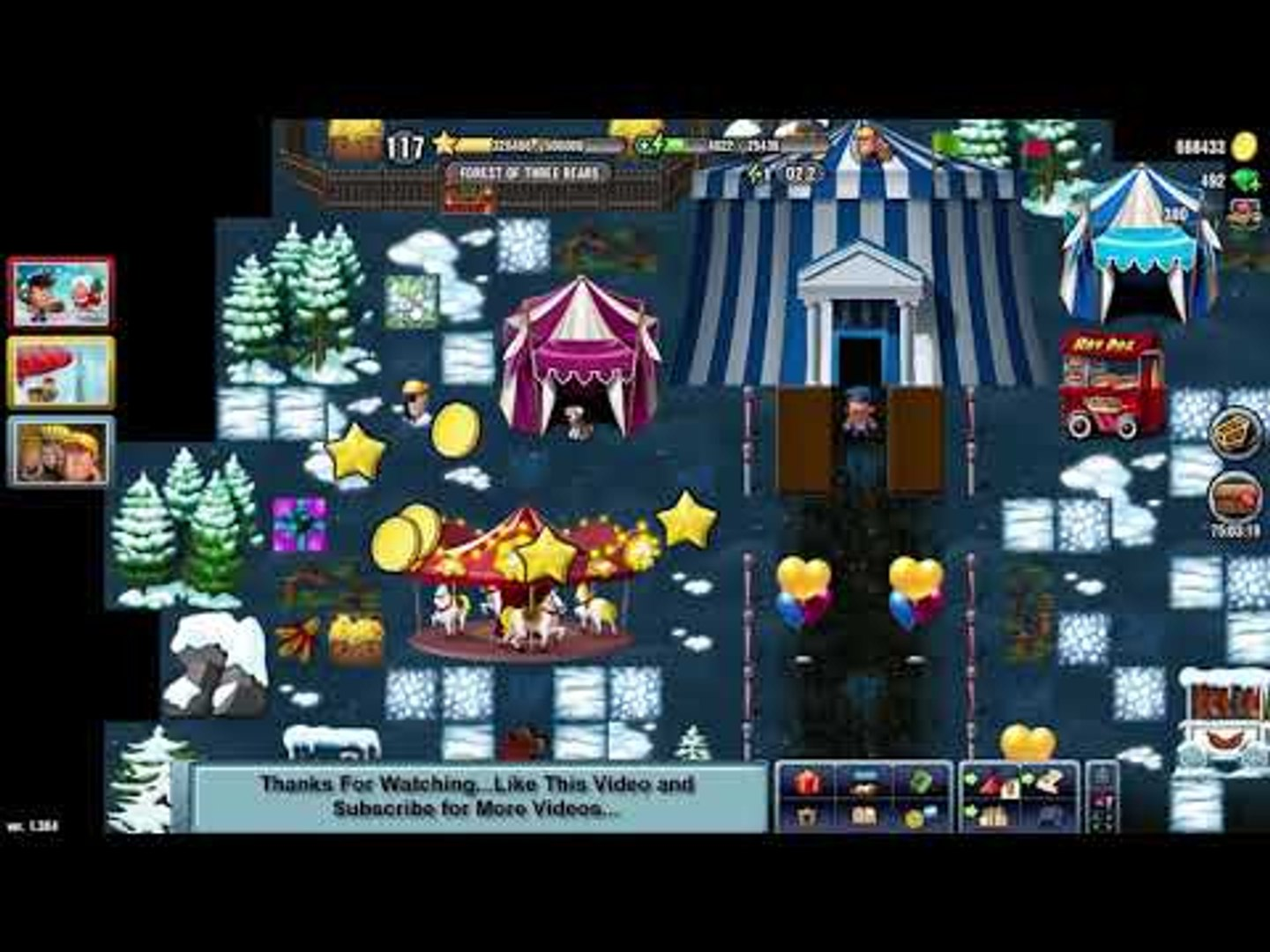 Diggy 2021 Christmas More Levels Diggy S Adventure Forest Of Three Bears Christmas 2017 Special Location From Map Level 117 Video Dailymotion