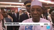 """Esclavage en Libye : """"du racisme pur et simple"""" pour Idriss Déby"""