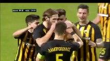 Christos Giousis Goal  - Kallithea 0-2 AEK Athens FC 30.11.2017