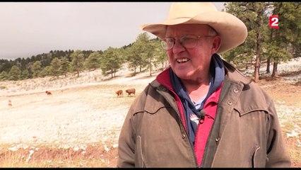 Aux Etats-Unis, le Far West se vide de ses derniers cowboys