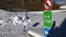 Hautes-Alpes : la station de ski de Réallon se prépare tranquillement avant son ouverture