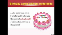 Online Cakes in Hyderabad  Birthday cake delivery Hyderabad