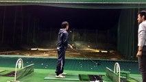 【ゴルフ】ゴルフ歴半年ドライバーレッスン、気持ちよくボールを打つ編
