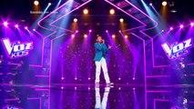 Santi cantó Hoy tengo ganas de ti de M. Gallardo – LVK Colombia – Audiciones a ciegas – Cap1 - T2-d_PI5azwFa8