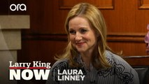 Laura Linney on 'Ozark' co-star Jason Bateman