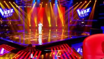 Nicolás cantó El amor y la felicidad de Leo Dan – LVK Col – Audiciones a ciegas – Cap 10 – T2-3TX1TJFbmJ0