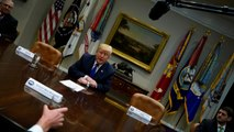 Trump Believes Government Shutdown Could Score Him Political Points