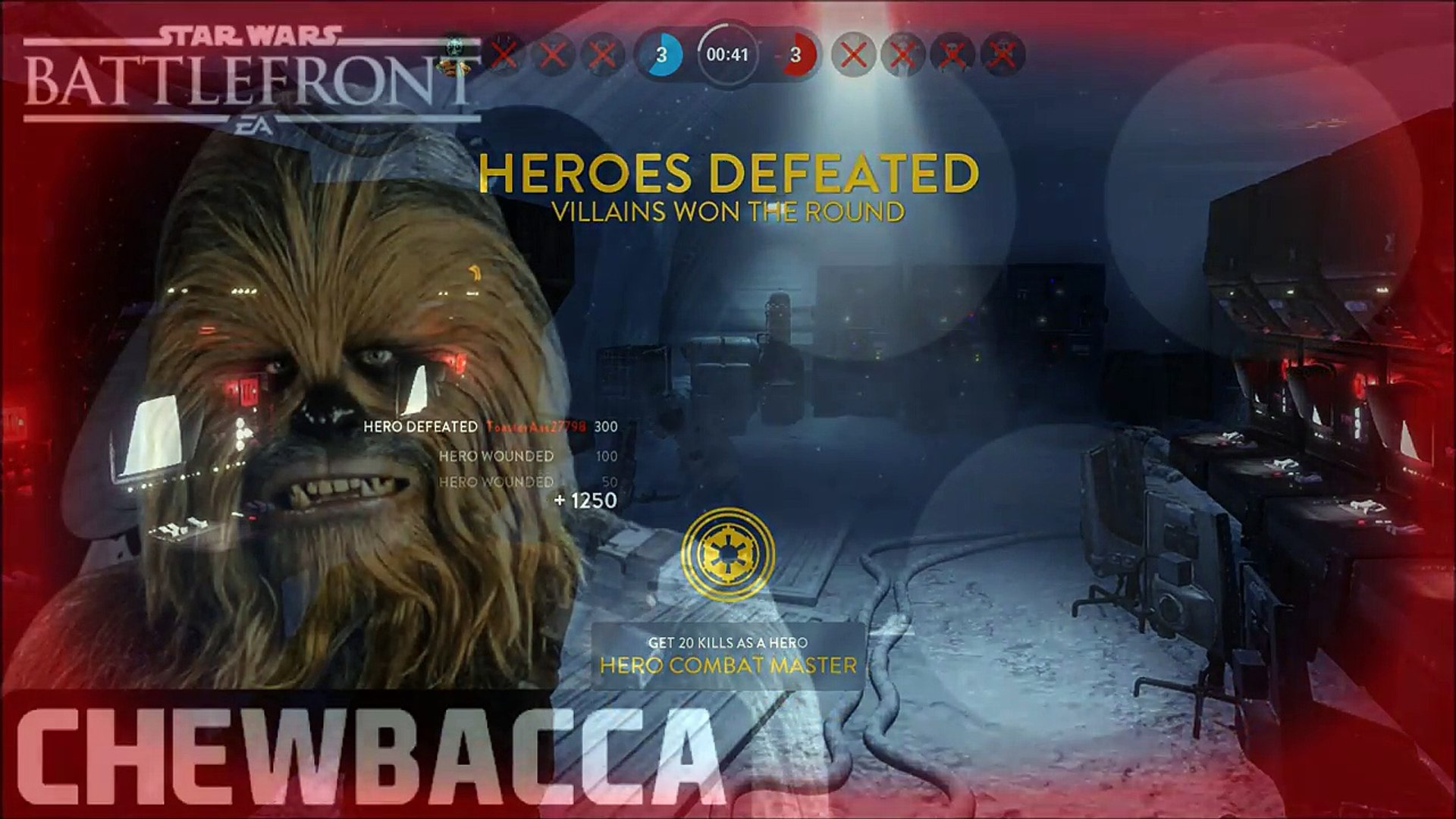Star Wars Battlefront Chewbacca Bossk Potential Hero Abilities