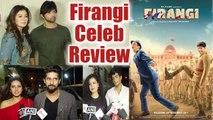 Firangi Celeb Review: Ravi Dubey, Sargun, Himesh, Kapil Sharma, Kiku talk about film | FilmiBeat