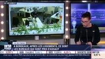 Marie Coeurderoy : Fort dynamisme du marché des bureaux à Bordeaux - 01/12