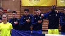 Futsal U21, Amicaux : Slovaquie - France (0-6 et 1-4), les buts I FFF