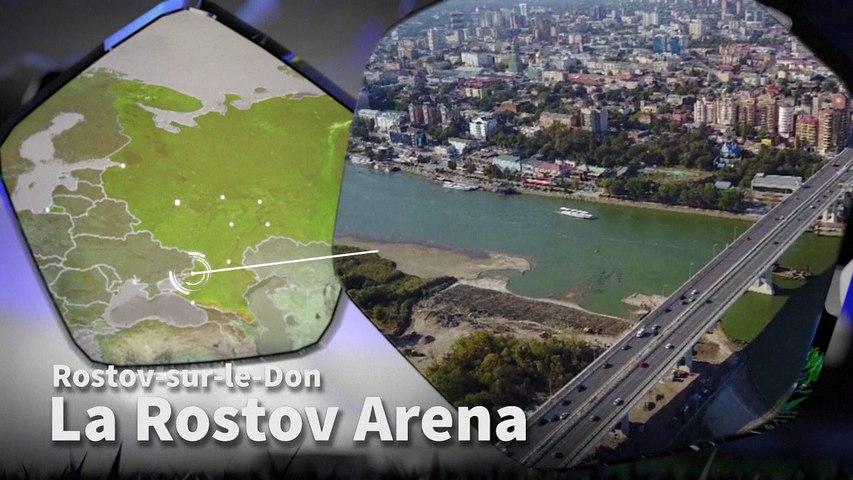 La Rostov Arena