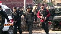 تسعة قتلى وعشرات الجرحى في هجوم لطالبان على معهد في باكستان