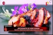 ¡Restaurantes de carne humana! Tokio se convierte en el primer país en ofrecer carne humana
