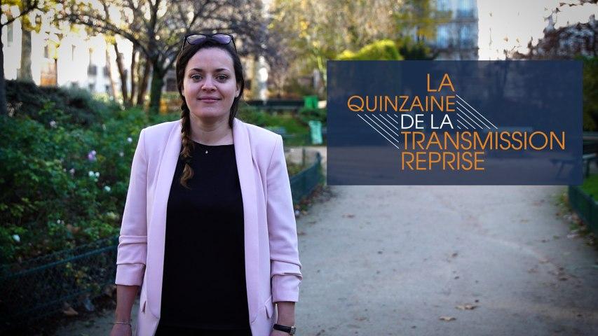 QuinzaineTR // La reprise d'Aurélie Perruche