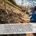 Traité d'Ottawa: « Les mines antipersonnel artisanales», un nouveau fléau