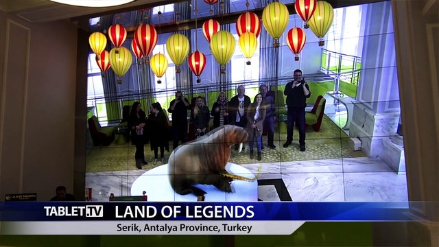 =newsnow= Land of Legends - Turkey