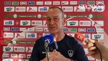 Concarneau - Brest : Conférence de presse d'avant-match