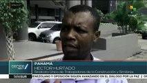 Panameños se solidarizan con pueblo hondureño ante posible fraude